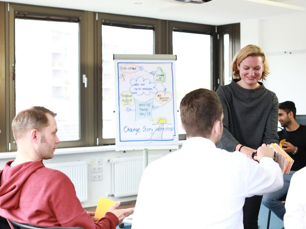 Change Workshop von teamElephant