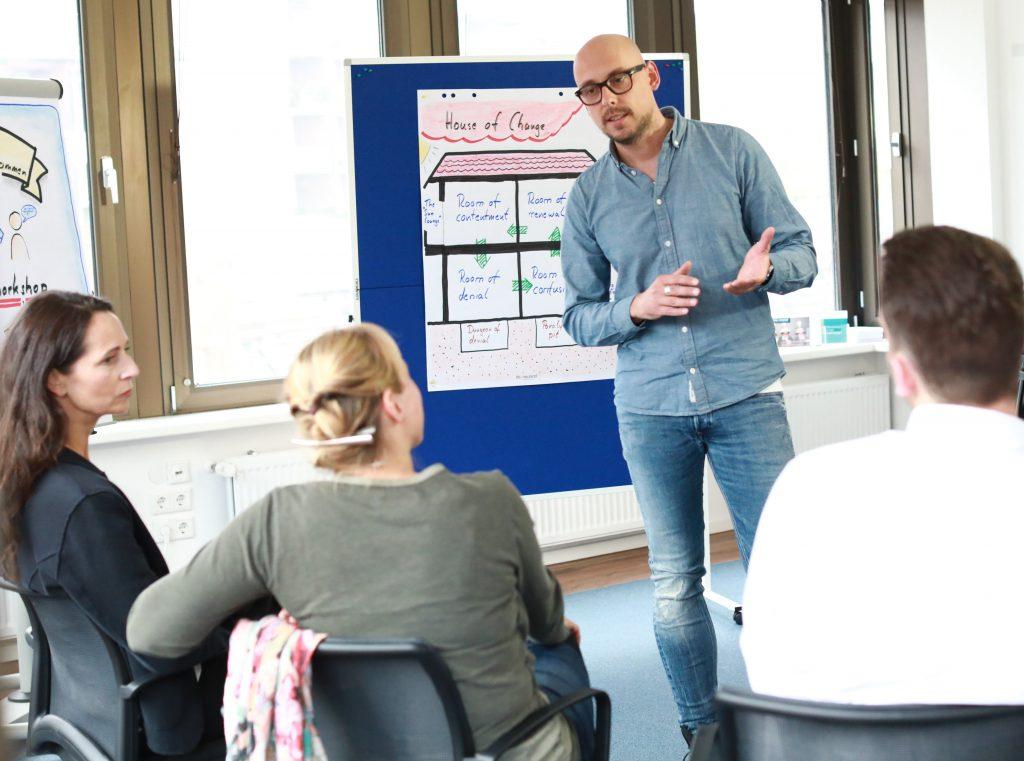Empathische Prozessbegleitung und Konfliktmoderation mit teamElephant
