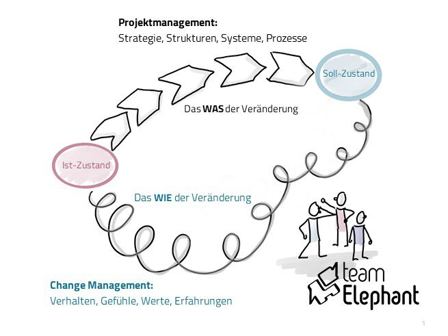 Was ist Change Management_teamElephant