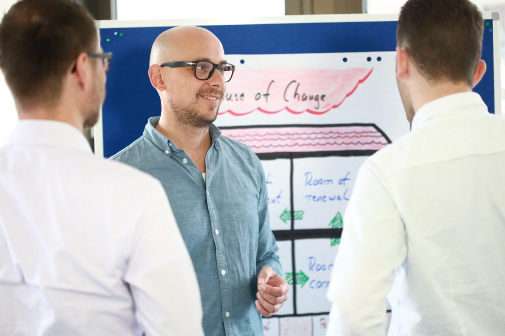 Konfliktmoderation und Change Management von den teamElephant Experten