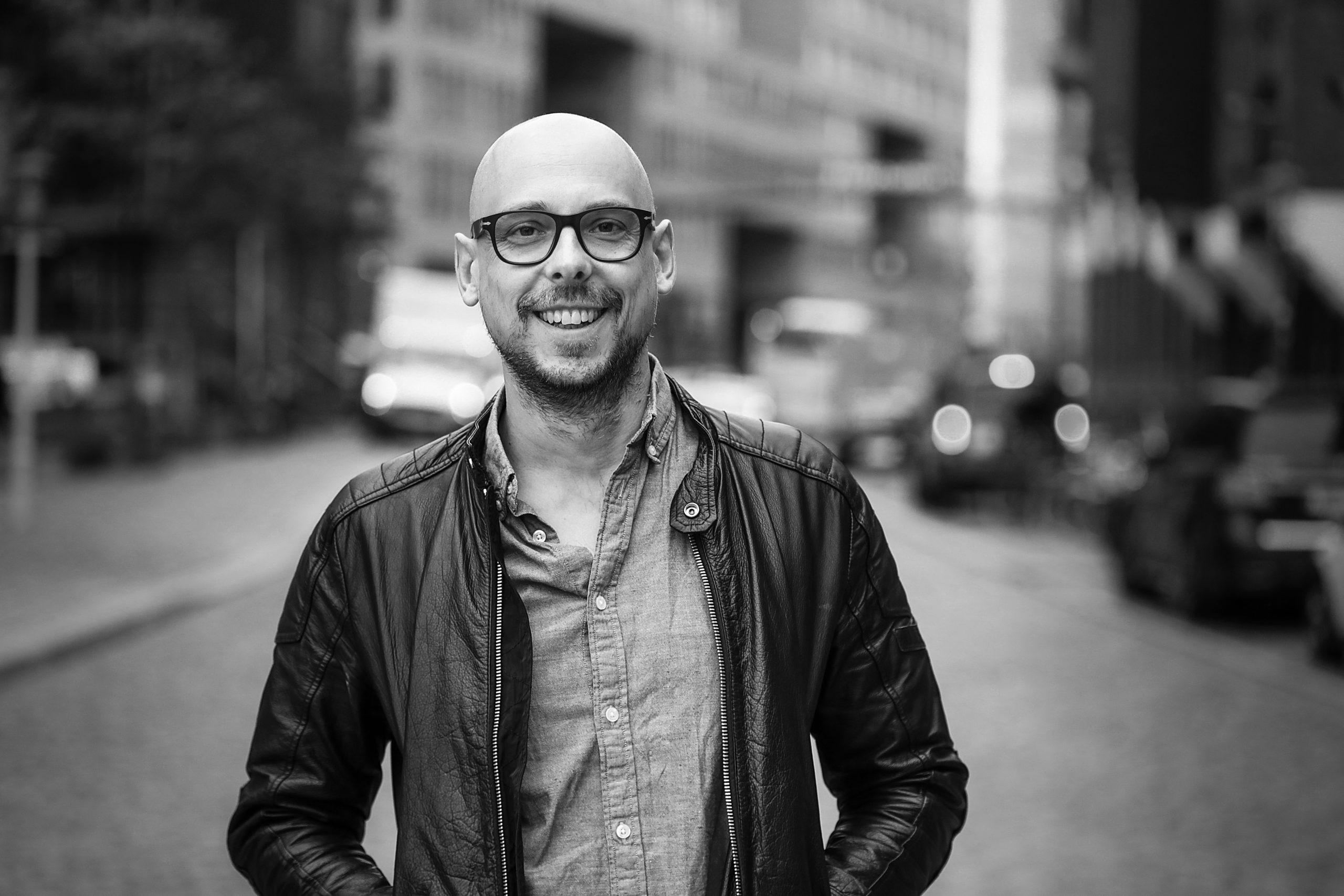 Oliver Rességuier Moderator und Experte für gelebte Fehlerkultur