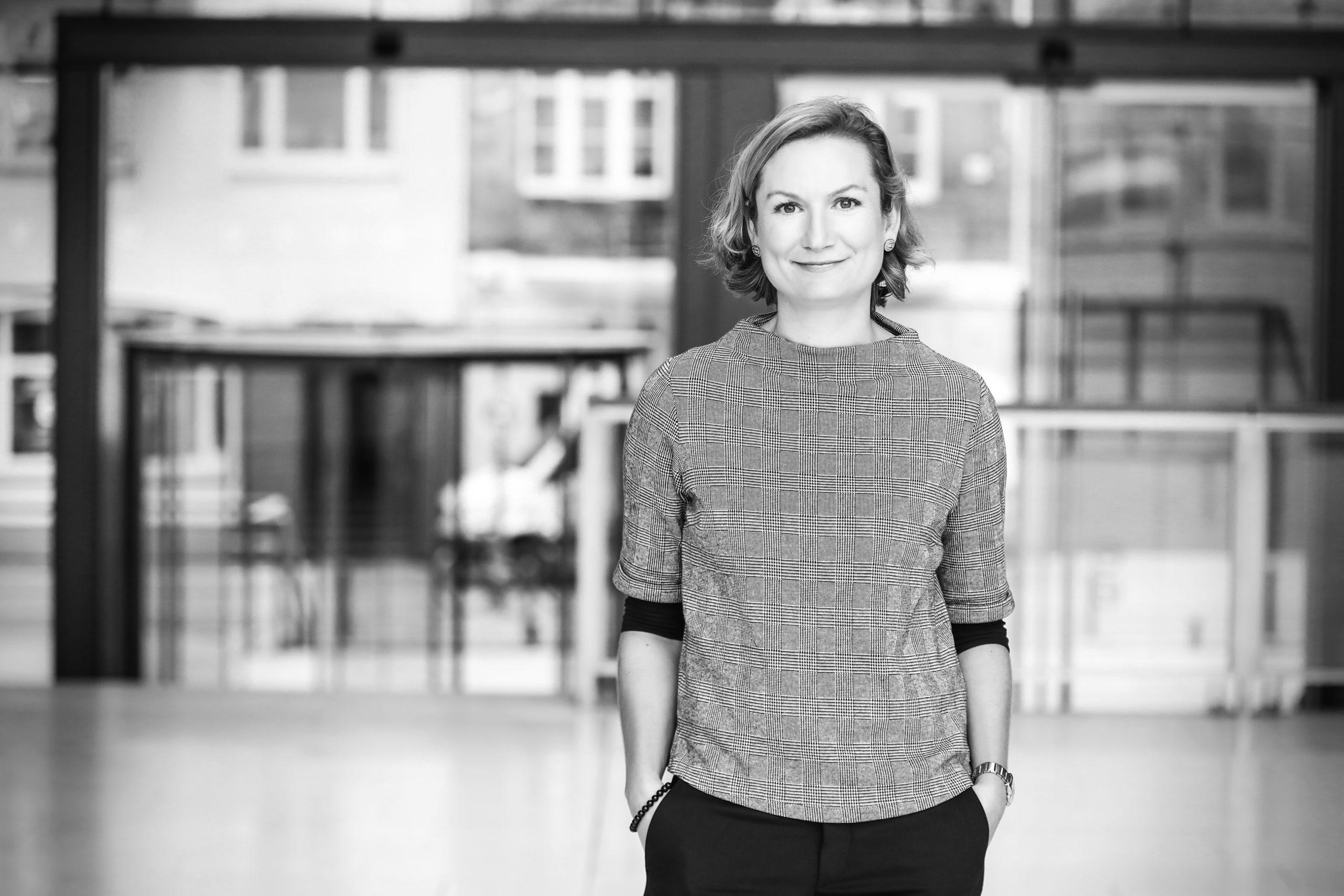 Gesine Engelage-Meyer heisst Willkommen bei teamElelphant