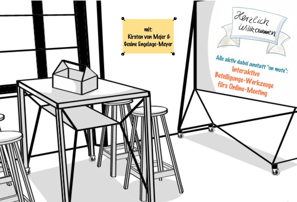 Online Moderation für Führungskrafte Beteiligungswerkzeuge interaktives Online Training